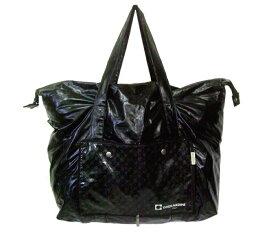 Guy Laroche ギラロッシュ イタリア製 モノグラムトートバッグ (鞄カバン) 079024 【中古】