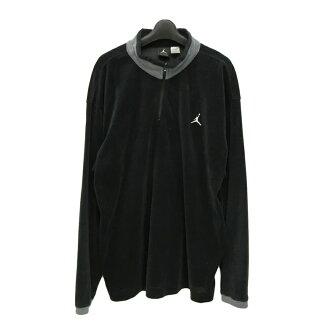 the latest fa482 1a00e CROWN STORE - USED BRAND CLOTHING STORE  NIKE AIR JORDAN Nike Air Jordan L velour  pullover Jersey (Jumpman) 080956   Rakuten Global Market