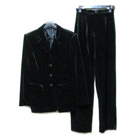 JAN -MELL ヤン-メル ベルベットセットアップスーツ (パンツ ジャケット) 081281 【中古】