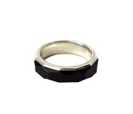 AGATHA アガタ 「11」 シルバーデザインリング (指輪 アクセサリー) 084036 【中古】