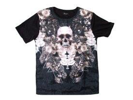 ZARA MAN ザラ マン 「XL」 ストリートファション 限定 Tシャツ (半袖カットソー) 084561 【中古】