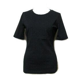 Jean Paul GAULTIER ジャンポールゴルチエ 「40」 スーパーストレッチTシャツ (ゴルチェ 半袖 黒 ブラック) 085466 【中古】