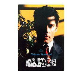 新品同様 Vivienne Westwood MAN ヴィヴィアンウエストウッド マン 1999?ポストカード (非売品) 085553 【中古】