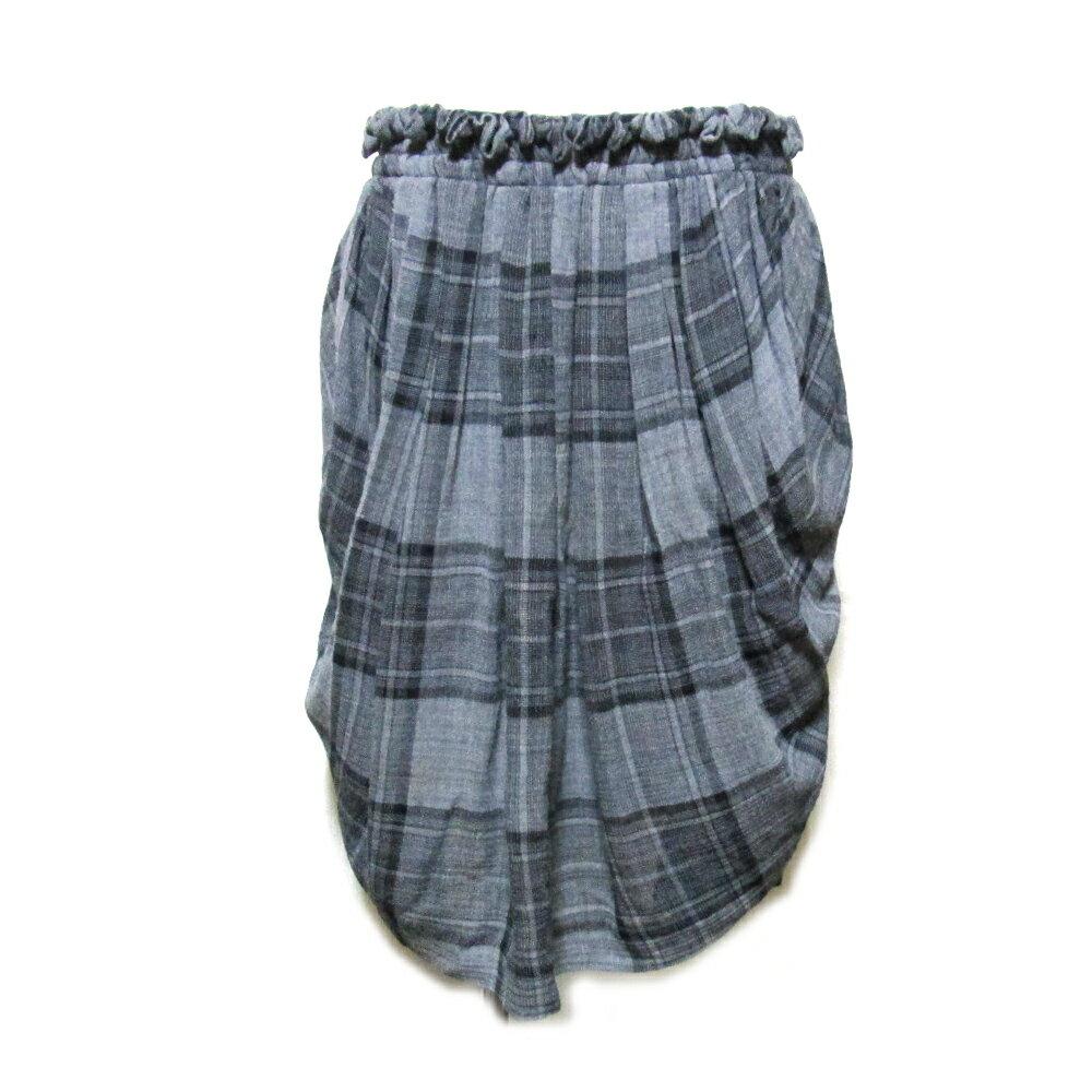 Anglomania Vivienne Westwood アングロマニア ヴィヴィアンウエストウッド 「42」 イタリア製 バッスルドレープスカート 086336 【中古】