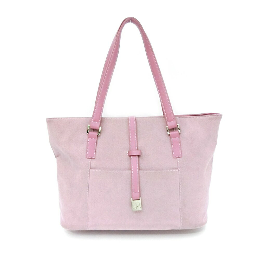 courreges クレージュ ヌバックレザー トートバッグ (鞄) 090066 【中古】
