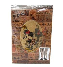 【未使用】 Disney Minnie Mouse tights ディズニー ミニーマウスタイツ (ストッキング ミッキーマウス) 090367 【中古】