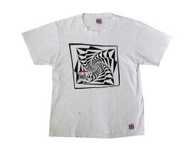廃盤 VISION STREET WEAR ヴィジョンストリートウェア UNRELIC Tシャツ (半袖 白) 096384 【中古】