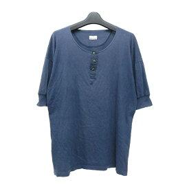 難有 [SALE] Paul Smith ポールスミス ヘンリーネックTシャツ (半袖) 097788 【中古】