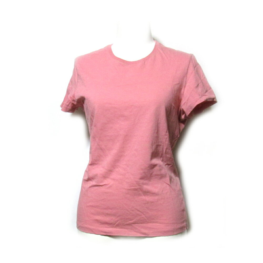 GUCCI グッチ 「XS」 イタリア製 定番Tシャツ (ピンク 半袖) 100929 【中古】