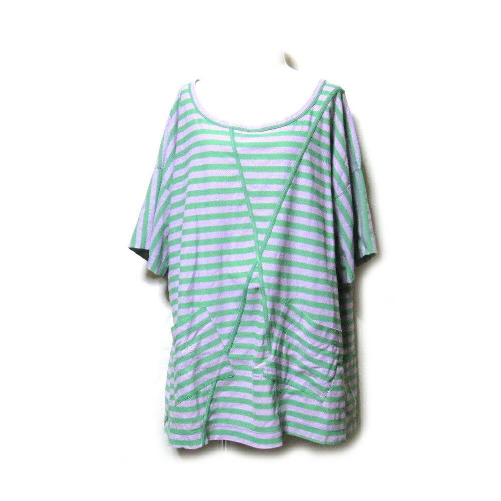 難有 [SALE] SEE BY CHLOE シーバイクロエ 「38」 ワイドシルエットカットソー (Tシャツ チュニック) 100948 【中古】