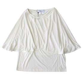 【未使用】 Ciaopanic チャオパニック マントデザインTシャツ (白 半袖) 102014 【中古】