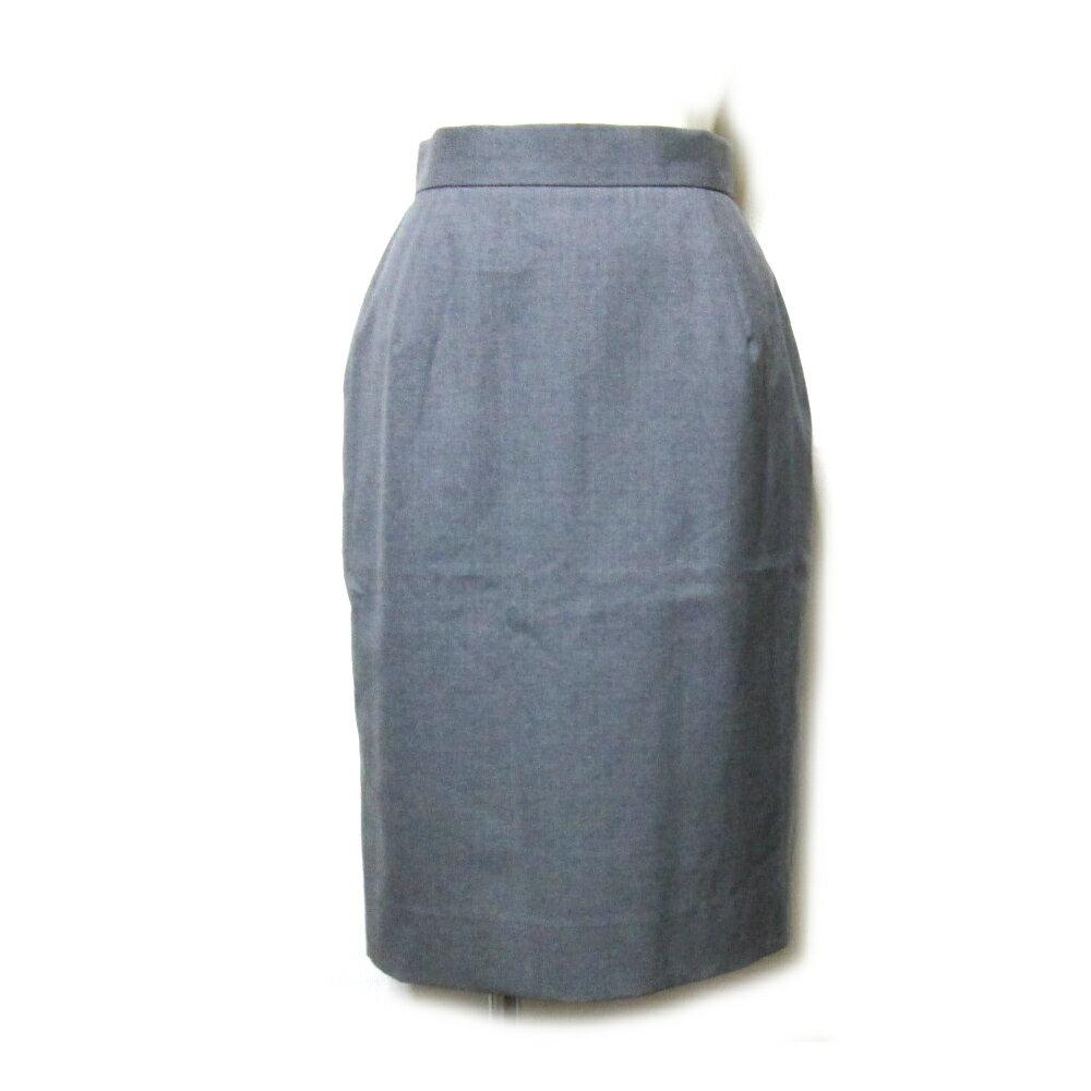 【新古品】 Vivienne Westwood RED LABEL ヴィヴィアンウエストウッド レッドレーベル 「2」 定番ギャバジンスカート (グレー) 104714 【中古】