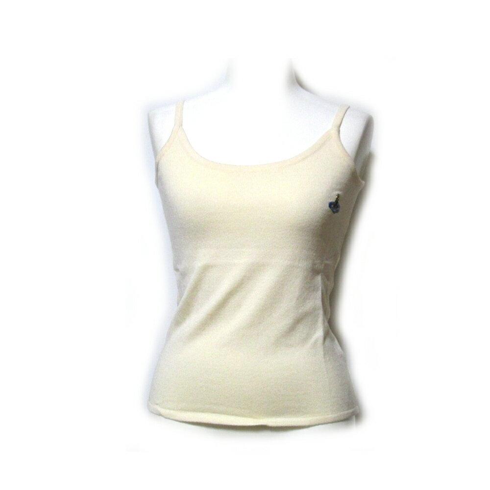 美品 Vivienne Westwood RED LABEL ヴィヴィアンウエストウッド レッドレーベル イタリア製 ワンオーブカットソー (ORB キャミソール Tシャツ ノースリーブ カラーオーブ) 107305 【中古】