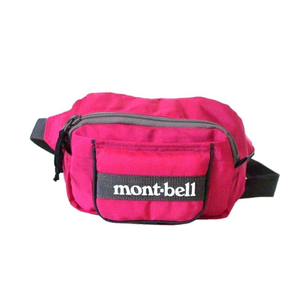 難有 [SALE] mont-bell モンベル ウエストポーチ コインケース付 (バッグ 鞄 財布 小銭入れ ウォーキング) 108836 【中古】