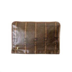 Vintage old Roberta di Camerino ヴィンテージ オールド ロベルタディカメリーノ イタリア製 ベルトクラッチバッグ (セカンドバッグ 鞄) 111394 【中古】