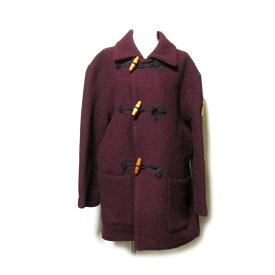 【新古品】 Anglomania Vivienne Westwood アングロマニア ヴィヴィアンウエストウッド 「XS」 イギリス製 ダッフルコート (バーガンジー ユニセックス マン MAN ジャケット) 118586 【中古】