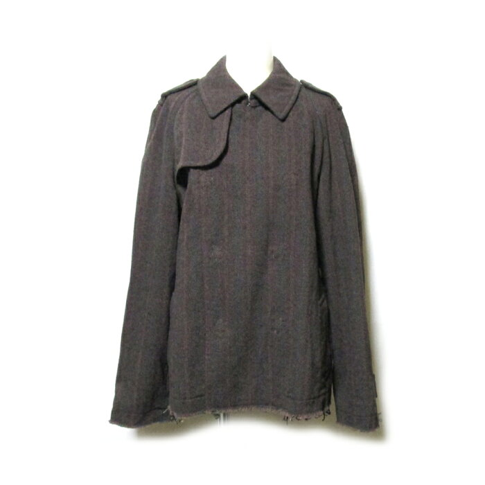 tricot COMME des GARCONS トリコ コムデギャルソン クラシックツイードジャケット (コート ブルゾン) 121187 【中古】