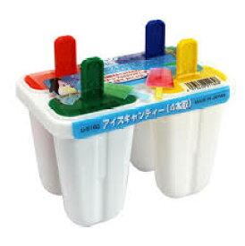 アイスキャンディー型 4本取【送料無料】