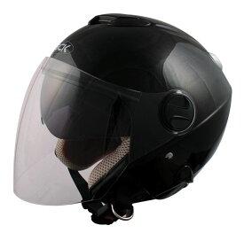 ダブルシールド構造 ZJ-2 ZACK ジェット ヘルメット TNK SPEEDPIT バイク用 ヘルメット