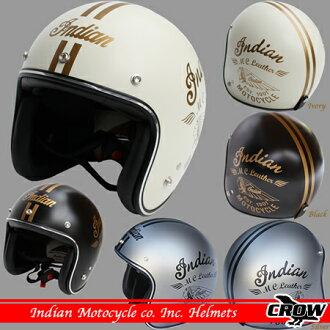 Indian 인디언 모터 사이클 제트 헬멧 ☆ INDIAN OIM-021 CHALLENGER/Orion Ace (오리온 에이스) 자전거용/오토바이/제트/헬멧