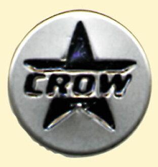 헬멧 쉴드 추가 단추에 대 한 새로운 감각의 액세서리! CROW 도트 단추/CROW (크로우) 자전거 액세서리