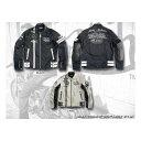 ヴォンダッチ VON DUTCH MOTORS VOM-MJ14 メッシュジャケット M〜XL バイク用 オートバイ バイクウェア ジャケット メンズ 男性用