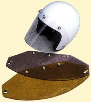 保爾森 (Paulson) 5 對齊平競爭盾/自行車射流頭盔盾牌