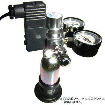 2ゲージCO2レギュレーターセットイメージ
