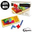 Gigamic(ギガミック)社 カタミノ KATAMINO 3歳〜99歳 脳トレ 知育 プレゼント (ネコポス不可)