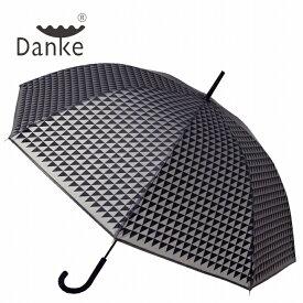 Danke Umbrella Black Needle ( ダンケ 長傘 メンズ レディース ) [倉庫A] (ネコポス不可) 5000円以上 送料無料