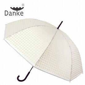 Danke Umbrella White Needle ( ダンケ 長傘 メンズ レディース ) [倉庫A] (ネコポス不可) 5000円以上 送料無料