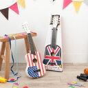 new classic toys 【キッズ・ギター おもちゃ】 flag ニュークラシックトイズ 本格的 ミニギター 子供用ギター 国旗柄 USA UK 子供 ...