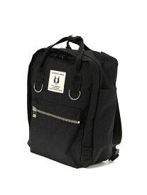 [Rakuten Fashion]Square backpack CRYSTAL BALL クリスタルボール バッグ リュック/バックパック ブラック ブルー オレンジ【送料無料】