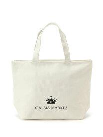 [Rakuten Fashion]GALSIA MARKEZ Crown Canvas Tote CRYSTAL BALL クリスタルボール バッグ トートバッグ ブラック【送料無料】