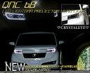QNC 20系 bB LEDライトバープロジェクターヘッドライトトヨタ ビービー 2# 純正HIDヘッドライト車用高輝度LEDファイバーがインパクト…