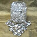 【プレミアクラス 贅沢ぺブル】大粒さざれ水晶(通常の3倍の時間をかけて丁寧に研磨をした最上級カテゴリー)1kgパッ…