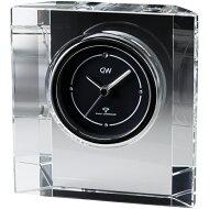 クリスタル電波時計