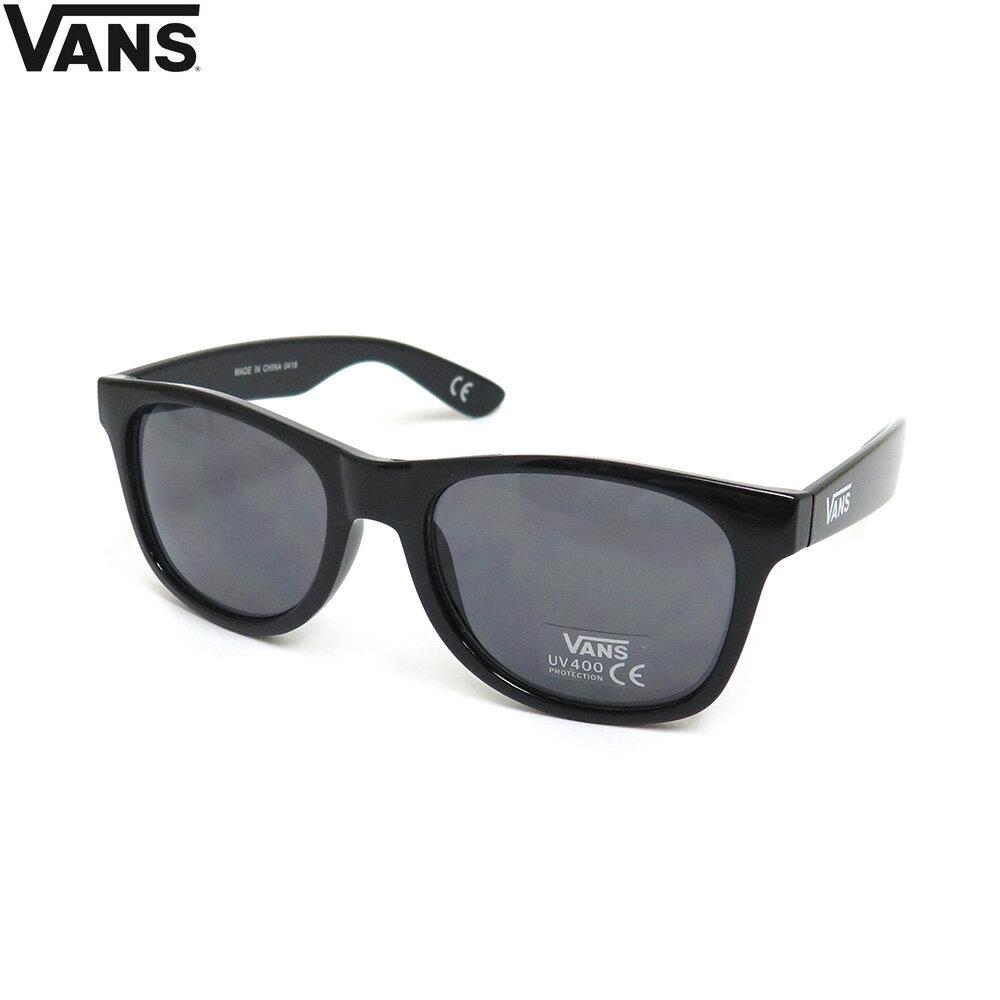 VANS SUNGLASS バンズ サングラス SPICOLI 4 BLACK スケートボード スケボー SKATEBOARD