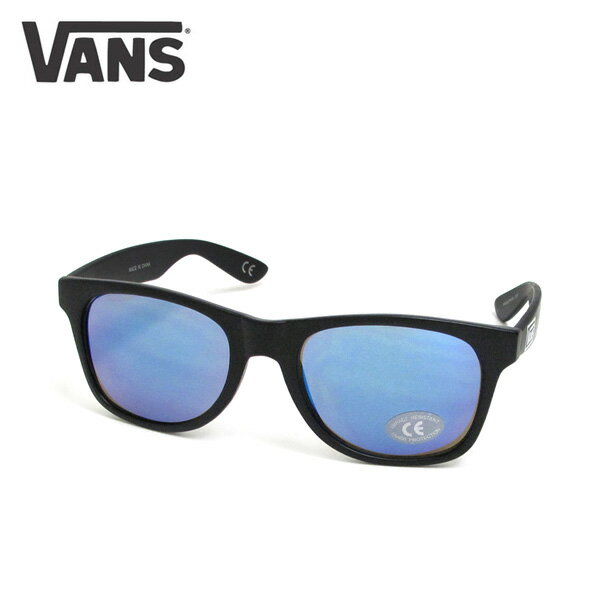 VANS SUNGLASS バンズ サングラスSPICOLI 4 MATTE BLACK スケートボード スケボー SKATEBOARD