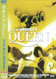 【新品】伝説のライブ クイーン ライブ・アット・ウェンブリー / QUEEN Live At WEMBLEY 1986(輸入盤)[DVD]