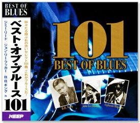 ベスト・オブ・ブルース 101 (CD4枚組) 101曲収録 4CD-322