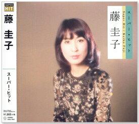 藤圭子 スーパー・ヒット (CD)