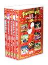 名作アニメ ディズニー初期の短編集 シリー・シンフォニー DVD全5巻(収納ケース付)セット