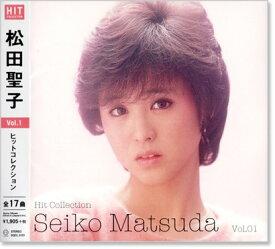 松田聖子 ヒット・コレクション Vol.1 (CD)