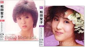 松田聖子 ヒットコレクション 2枚組 全34曲 (CD)