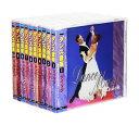 ダンス音楽 CD全10巻セット (収納BOX付)