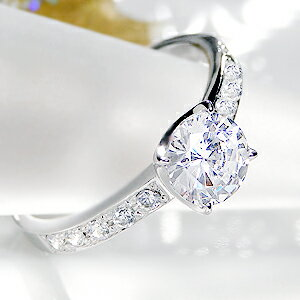 ☆ [Limited 2] pt900 1.18ct Dialing [With certificate]