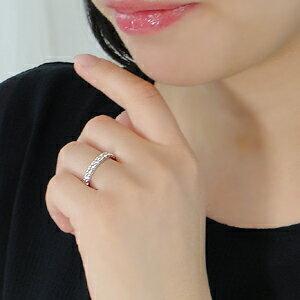 pt900【1.0ct】ダイヤモンドエタニティリング【品質保証書付】【刻印無料】【送料無料】