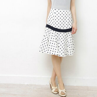 VICENS Vicens Made in Japan flared skirt (23-104)