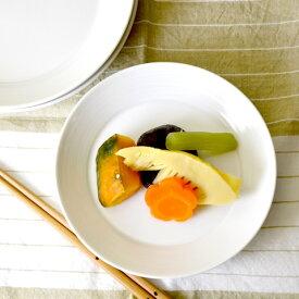 お皿 おしゃれ 白山陶器 プレート 小 ミストホワイト MIST WHITE 【 クッチーナ 】 小皿 取り皿 おしゃれ 白 取皿 皿 可愛い 食器 磁器 波佐見焼 日本製 国産 キッチン キッチン雑貨 かわいい ギフト プレゼント 贈り物